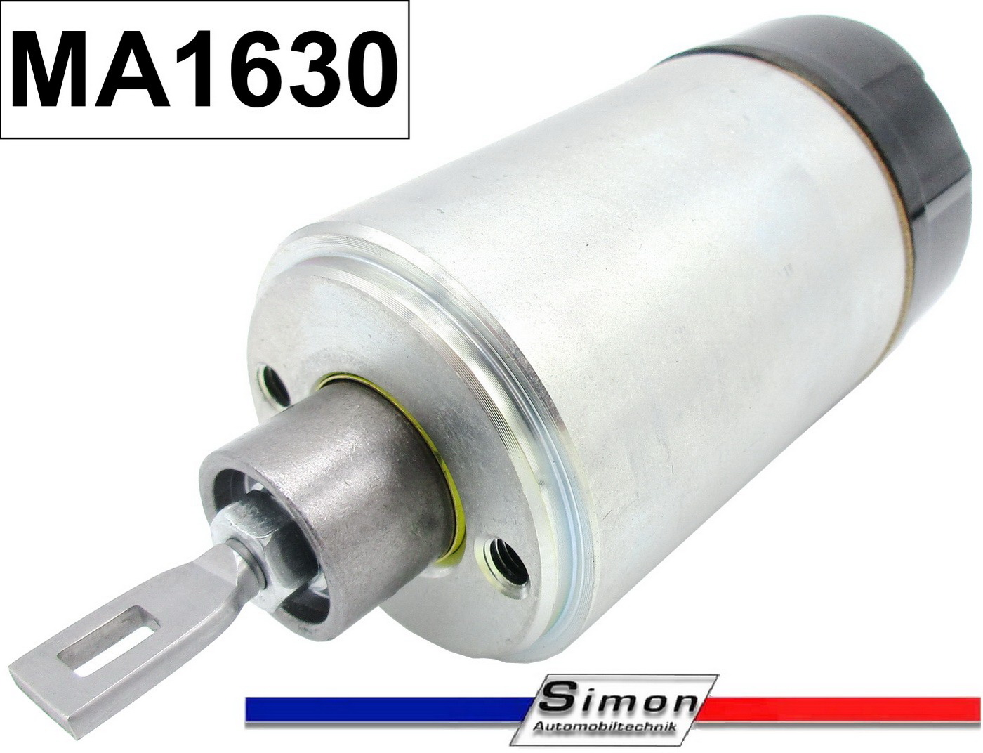 Solenoid starter 6 Volt for VW Käfer, NSU, Porsche